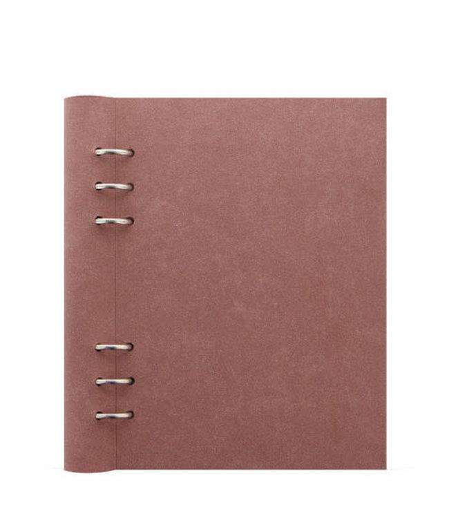 Filofax Filofax Clipbook  A5 Architextura Terracotta