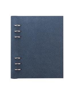 Filofax FILOFAX Clipbook A5 Blue Suede
