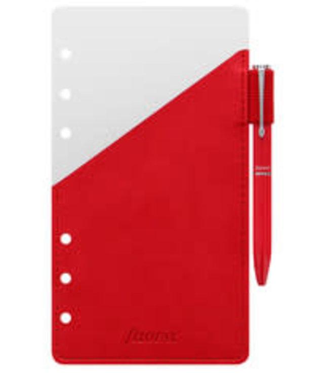 Filofax FILOFAX PEN HOLDER Red Personal