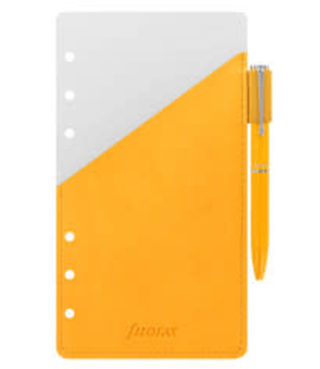 Filofax FILOFAX Pen Holder Yellow Personal