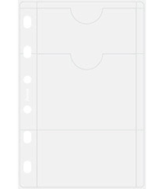 Filofax FILOFAX ORG UND POCKET CREDIT CARD HOLDER