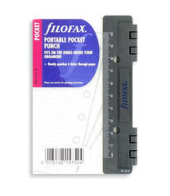 Filofax FILOFAX ORG UND POCKET PORTABLE HOLE PUNCH