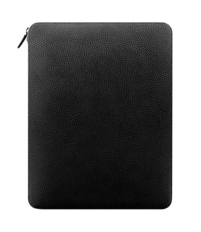 Filofax A4 Folio  Finsbury zip black