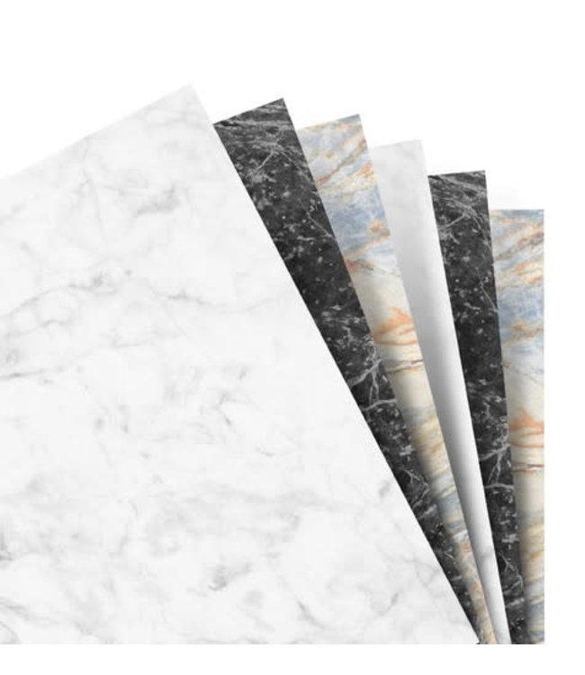 Filofax FILOFAX A5 Refill Marmer gewoon papier