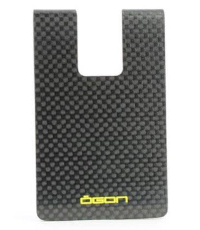 Ögon Card clip Carbon