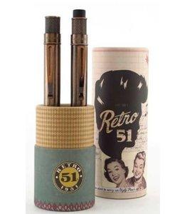 Retro 51 Tornado RB +PC lincoln copper set
