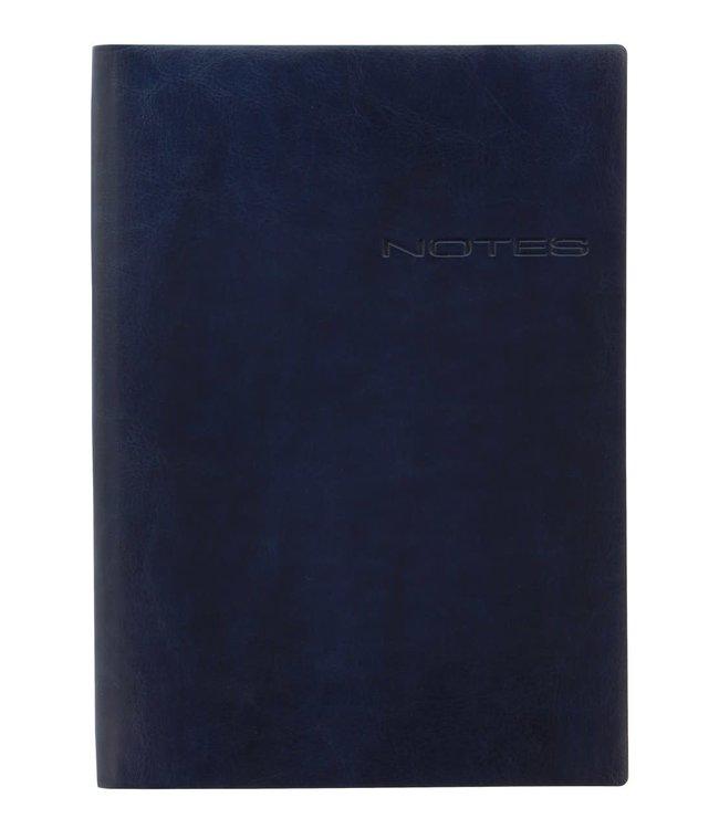 Lett's of London Lecassa A4 Notebook Navy