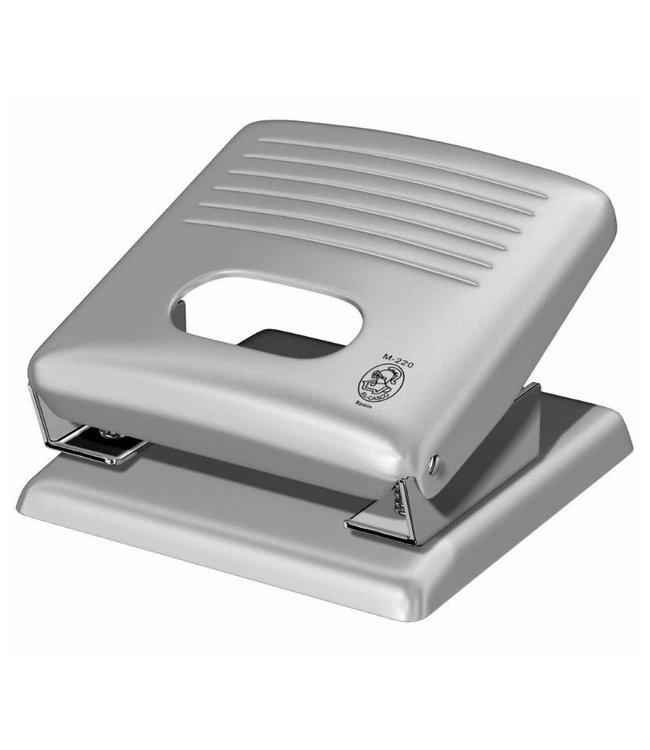 El Casco Perforator Chrome/Grey