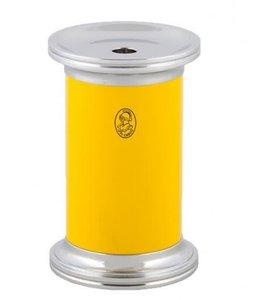 El Casco Pencil Sharpener Chroom/Yellow