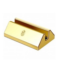 El Casco Business card holder Gold