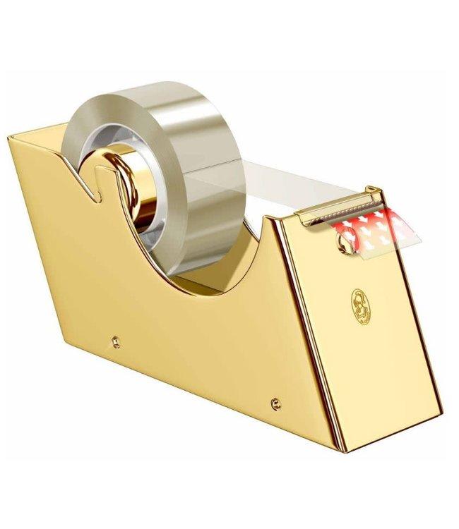 El Casco Tape Dispenser Gold