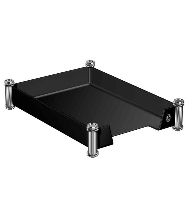 El Casco Letter-Tray Chroom/Black