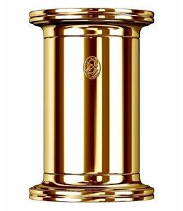 El Casco Pencil Sharpener Gold Plated