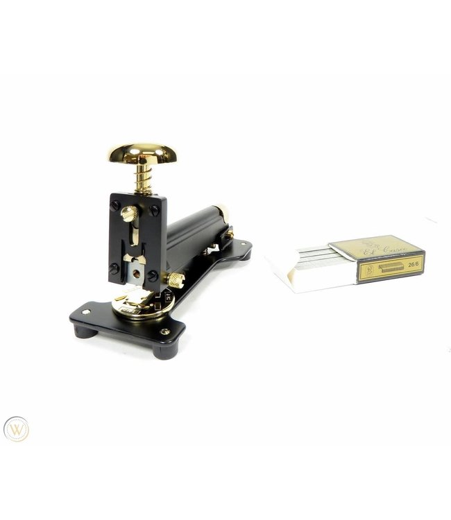 El Casco Stapler Gold/Black