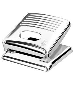 El Casco Perforator Shiny Chrome/Grey