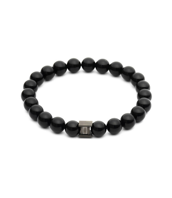 Gemini Deep black onyx