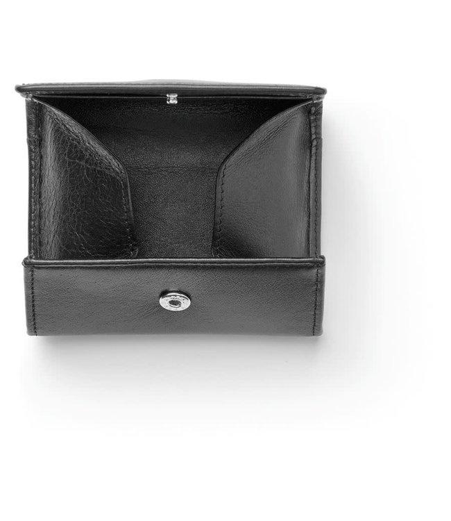 Graf von Faber Castell Coin purse classic Black
