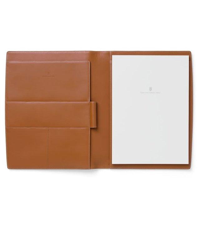 Graf von Faber Castell Writing  case A4 Brown