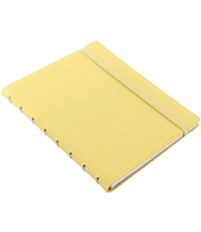 Filofax Notebook A4 Pastel