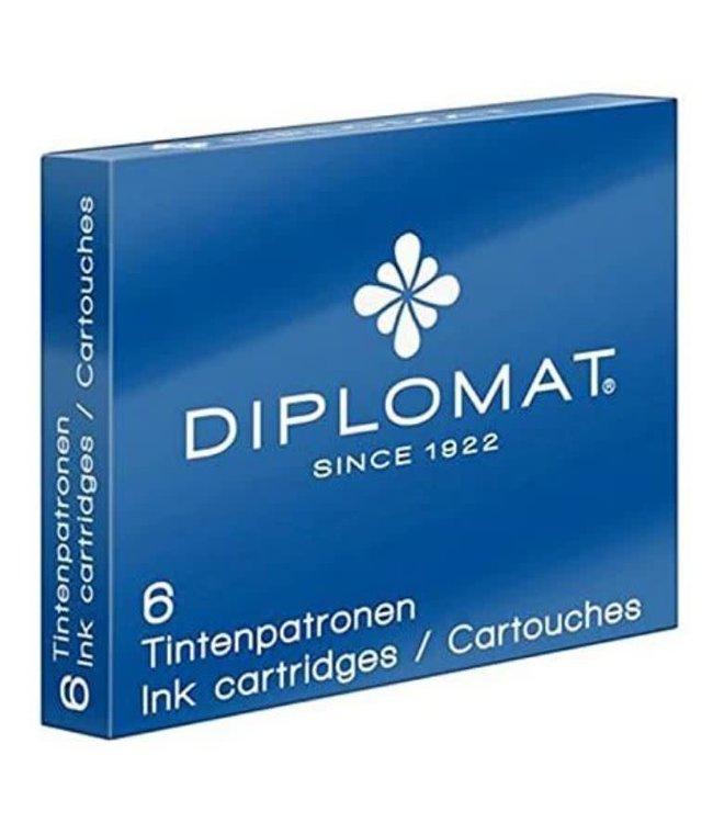Diplomat Diplomat Inc Cartridge 6xBlue