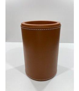 Pinetti Pennenpot Cuoio natural leather