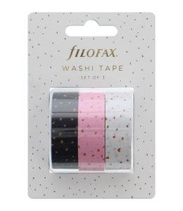 Filofax Washi Tape Set Confetti