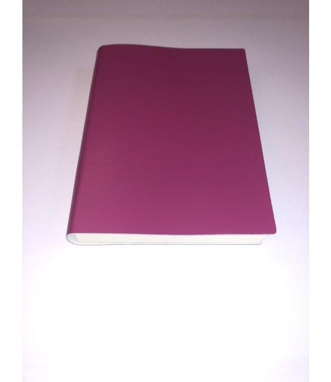 Pinetti notebook Smooth leather Fushia