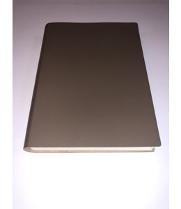 notebook Smooth leather Coffee