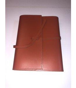 notebook Smooth leather Orange