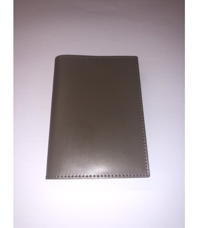 Pinetti notebook navulbaar Smooth leather Toupe