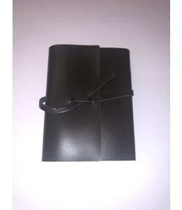 Pinetti notebook Smooth leather Brown