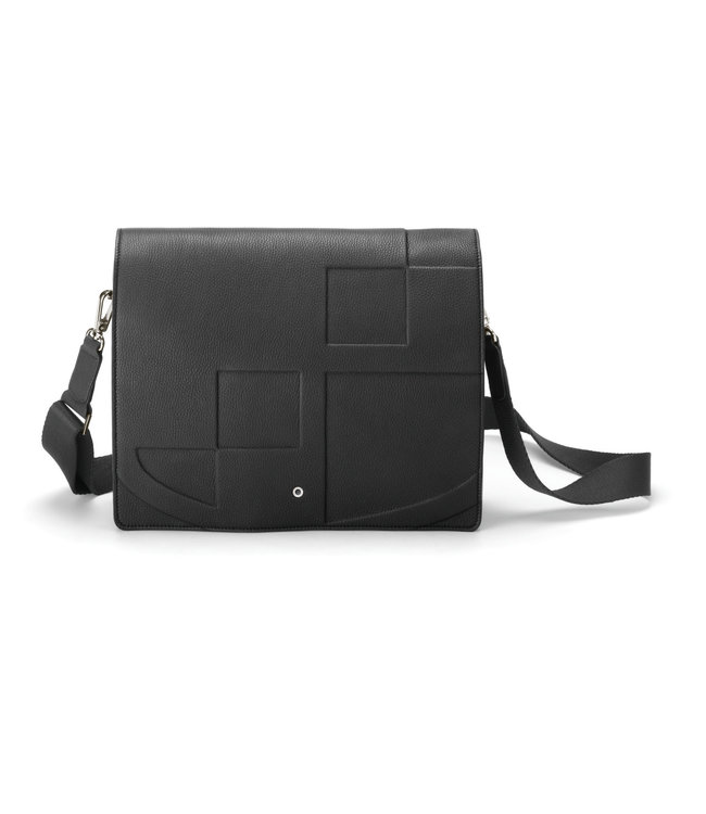 Graf von Faber Castell Messenger Bag Black