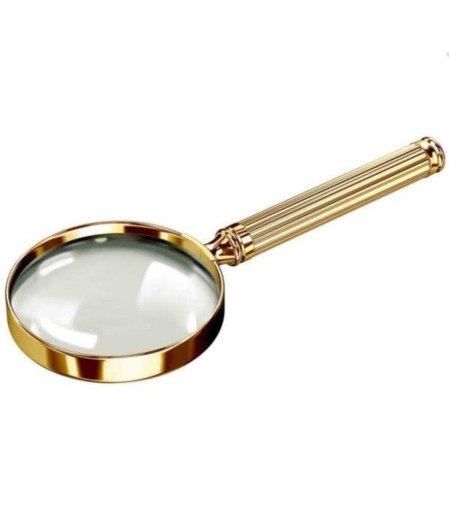 El Casco Vergrootglas 23krt Gold-Plated