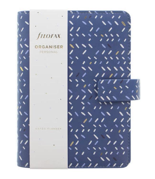 Filofax Personal organiser Indigo Frost