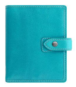 Filofax Pocket organiser Malden Kingfisher Blue