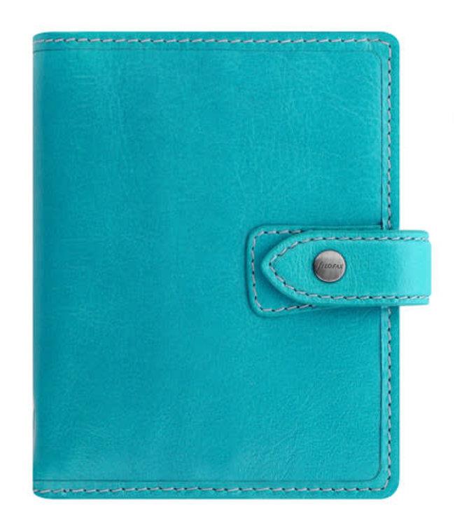 Filofax Pocket organiser Malden Kingfisher Blue Blue Pocket
