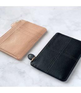 Filofax Zipped Card holder soft Classic stitch
