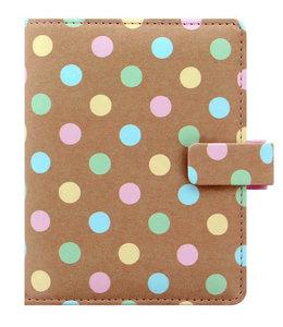 Filofax Pocket organiser Pastel spots