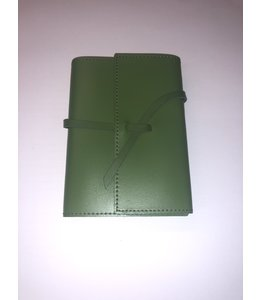 Pinetti Notebook 9x13cm Navulbaar Smooth Leather