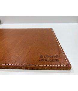 Pinetti onderlegger Cuoio Natural leather