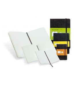 Moleskine Notebook A4 Soft Cover Gelijnd Zwart