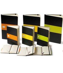 Moleskine Notebook A4  Hard Cover Gelijnd Zwart