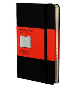 Moleskine Pocket A-Z Hard Cover