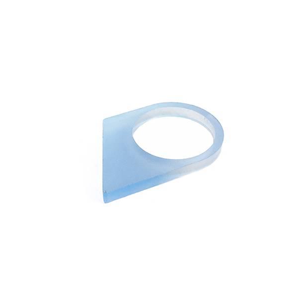 oform ring acrylate  no. 17 | 1.0  cyan blue