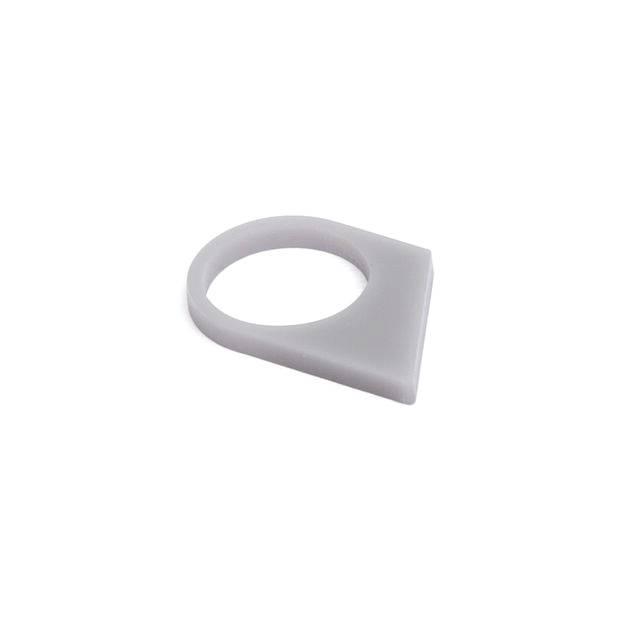 oform ring acrylaat no.  17 | 1.0  light grey