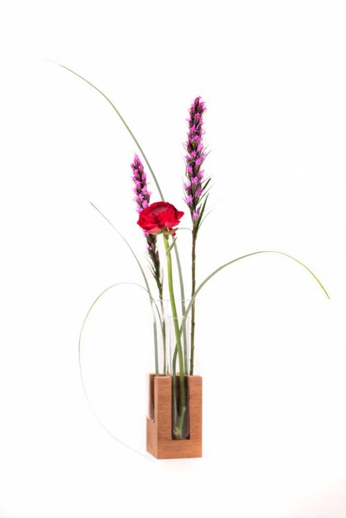 figr1 figr1 block4 - jatoba testtube vase