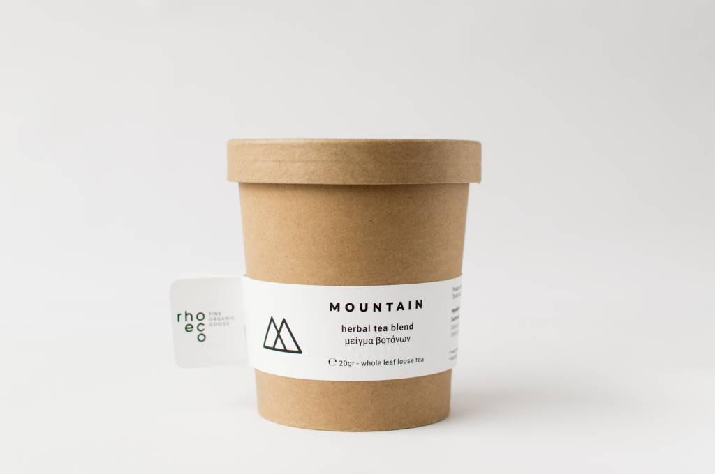 rhoeco Tea & Plant - Mountain