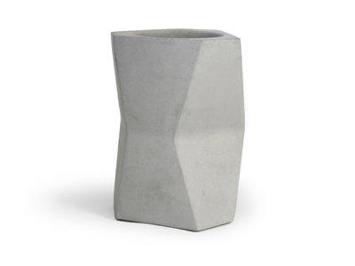 atelier pierre wine cooler / vaas - light grey