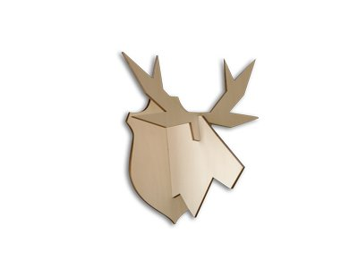 atelier pierre hangende  eland puzzel