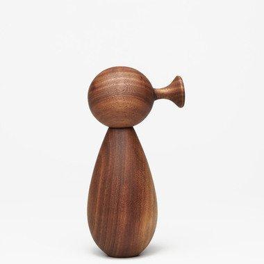 draaj draaj - trumpet- walnut